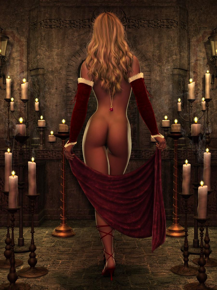 Create 3d girl naked sexy photos